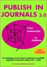 Publish in Journals 3.0 by Rafael Hernandez Barros