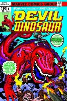 Devil Dinosaur: Omnibus