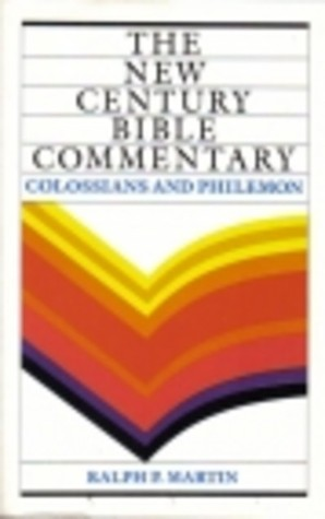 Colossians and Philemon (The New Century Bible Commentary Series) (ePUB)