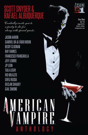 American Vampire Anthology #1