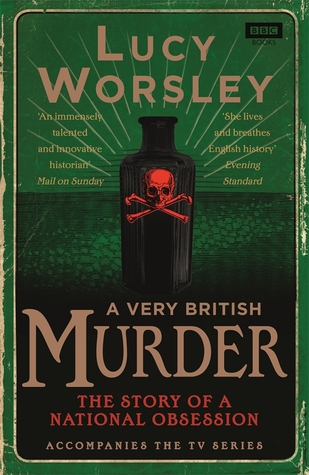 A Very British Murder cover