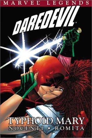 Daredevil Legends, Vol. 4: Typhoid Mary(Daredevil, Volume I)