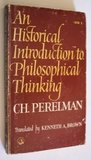 Historical Introduction to Philosophical Thinking