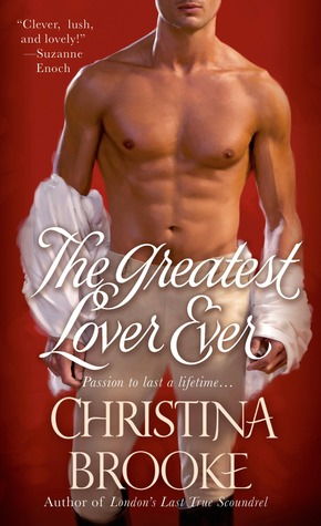 The Greatest Lover Ever (The Westruthers, #2)