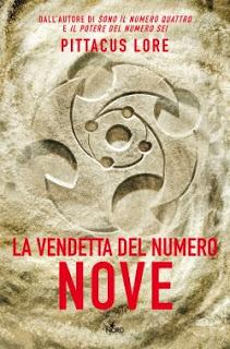La vendetta del numero nove (Lorien Legacies, #3)