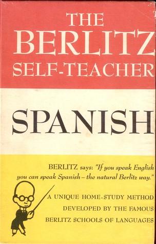 Berlitz Self Teacher Spanish