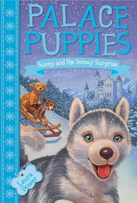 Sunny and the Snowy Surprise (Palace Puppies #3)