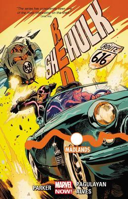 Red She-Hulk, Volume 2: Route 616