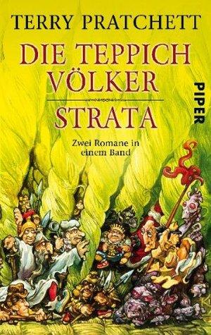 Die Teppichvölker/Strata: Zwei Romane in einem Band