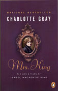 Mrs. King: The Life & Times of Isabel Mackenzie King