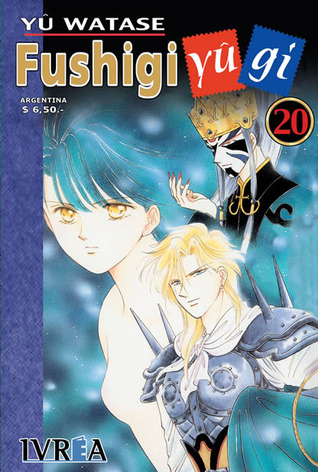 Fushigi Yugi 20(Fushigi Yugi (medio tomo) 20)