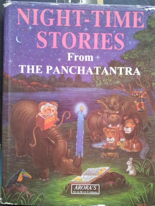 Night Time Stories From The Panchatantra