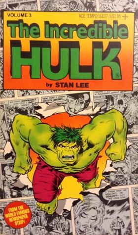 The Incredible Hulk: Volume 3 (The Incredible Hulk: The Newspaper Strips, #3)