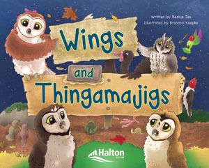 Free download Wings and Thingamajigs PDF