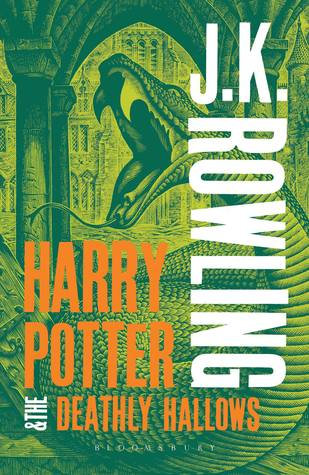 Harry Potter & the Deathly Hallows (Harry Potter, #7)
