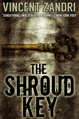 The Shroud Key(Chase Baker 1) - Vincent Zandri