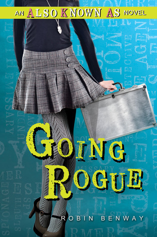 Going Rogue (Also Known As, #2)