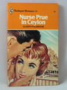 Nurse Prue in Ceylon