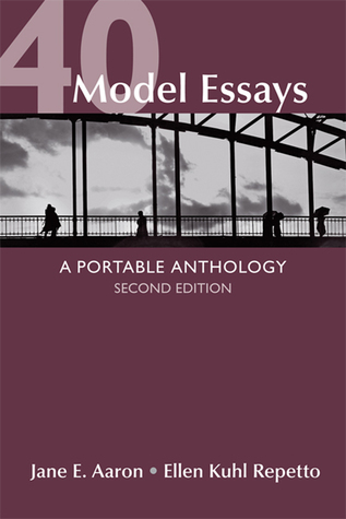 40 model essays a portable anthology by jane e aaron fandeluxe Images