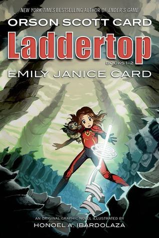 Laddertop, Books 1 - 2