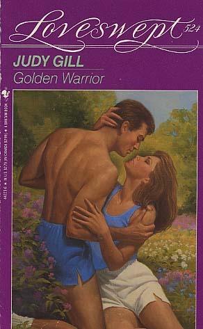 Golden Warrior (Loveswept, No. 524)