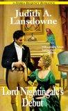 Lord Nightingale's Debut (Lord Nightingale, #1)