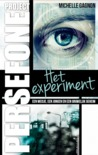 Project Persefone. Het experiment by Michelle Gagnon
