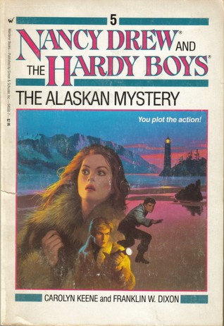 Resultado de imagem para nancy drew and the hardy boys the alaskan mystery