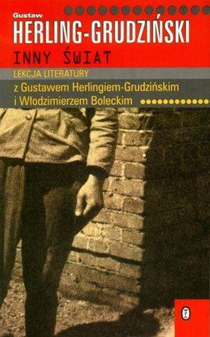 Ebook Inny świat by Gustaw Herling-Grudziński DOC!