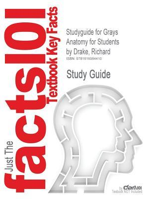 Gray's Anatomy for Students by Drake--Study Guide
