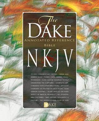 Dake NKJV Black Leathersoft