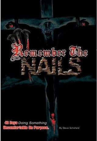 Remember the Nails days doing something uncomfortable on purpose