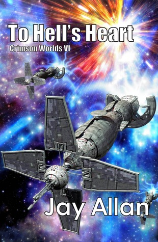 To Hell's Heart (Crimson Worlds #6)