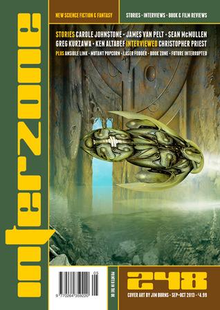 Interzone 248, September-October 2013 (Interzone, #248)