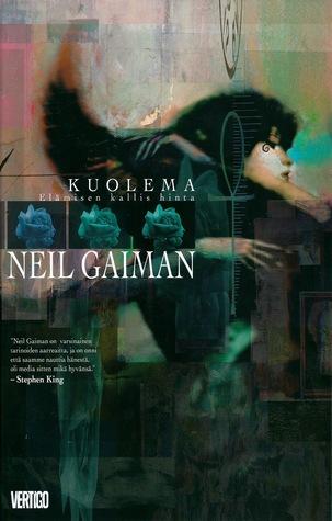 Kuolema by Neil Gaiman