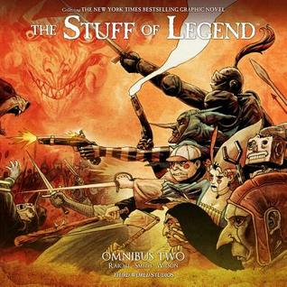 The Stuff of Legend, Omnibus Two