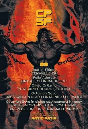 Colecţia de Povestiri Ştiinţifico-Fantastice (CPSF A #9)
