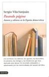 Pasando página. Autores y editores en la España democrática
