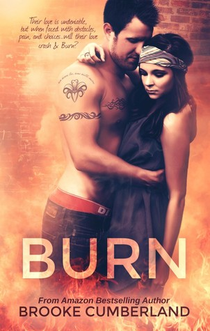 Burn by Brooke Cumberland