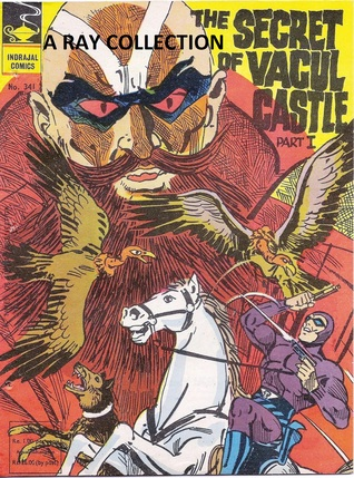 Phantom-The Secret Of Vacul Castle-Part 1 ( Indrajal Comics No. 341 )