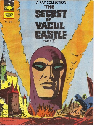 Phantom-The Secret Of Vacul Castle Part 2 ( Indrajal Comics No. 342 )