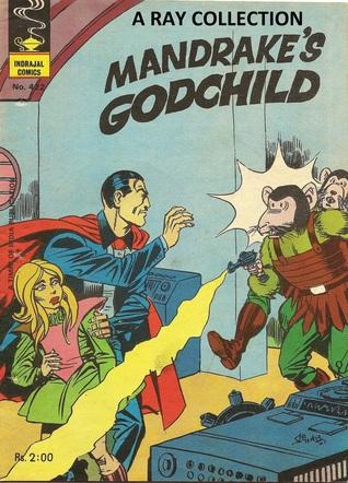 Mandrake's Godchild ( Indrajal Comics No. 422 )