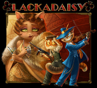 Lackadaisy by Tracy J. Butler