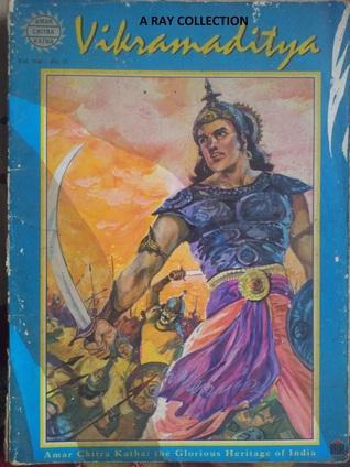 Vikramaditya ( Amar Chitra Katha 568 )