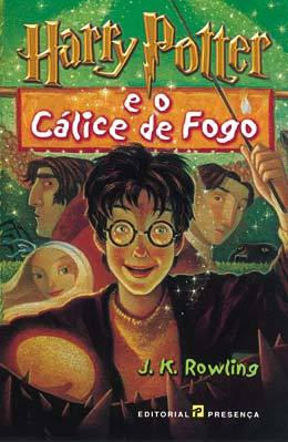 Harry Potter e o Cálice de Fogo (Harry Potter, #4)