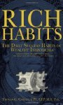 Rich Habits by Thomas C. Corley
