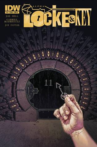 Locke and Key: Alpha #1