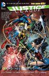 Justice League, Vol. 3: Throne of Atlantis