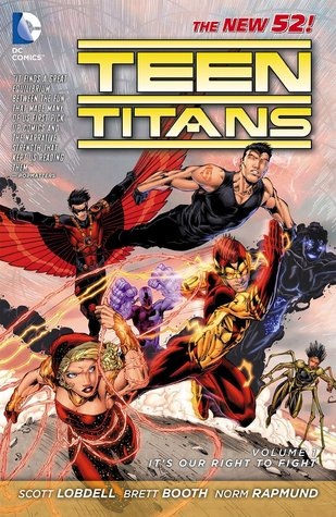 Ebook Teen Titans, Vol. 1: It's Our Right to Fight by Scott Lobdell PDF!