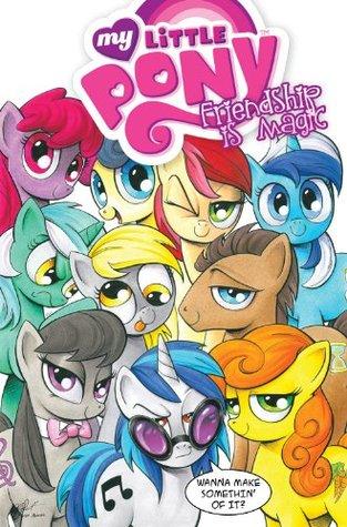 My Little Pony: Friendship Is Magic, Volume 3